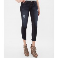 15 FIFTEEN Dolphin Cropped Stretch Jean Fillmore 73% Cotton 14% Rayon 11% Polyester 2% Spandex 15150DO14008